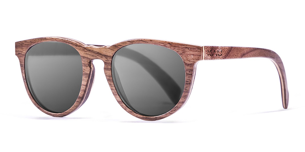 Berlin bamboo polarized wooden sunglasses