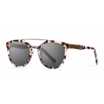 San Francisco Acetate polarized carey frame sunglasses Kauoptics side